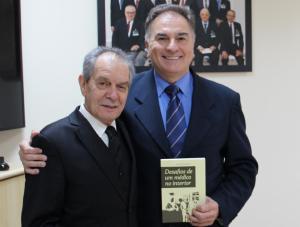 Visita do Dr. Luiz Antonio da Silva Sá