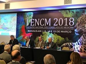 Encontro dos Conselhos em Manaus