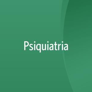 I Fórum de Psiquiatria