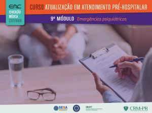 Atualização em Atendimento Pré-Hospitalar - 9º módulo