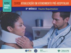 Atualização em Atendimento Pré-Hospitalar - 8º módulo