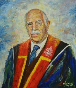 Homenagem ao Prof. Metry Bacila no 129º Picadinho Cultural da Academia