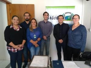 Fazenda Rio Grande recebe visita de delegado da Regional Metropolitana