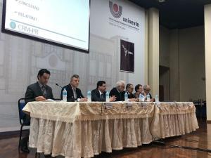 Julgamento simulado do CRM-PR reúne 115 participantes em Foz do Iguaçu