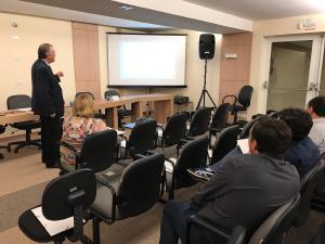 EMC discutiu segurança do paciente em Londrina