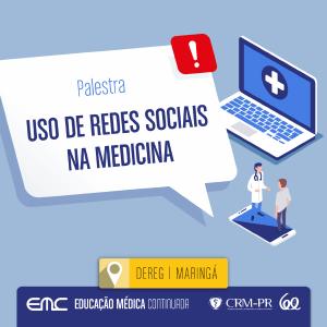Uso de redes sociais na Medicina