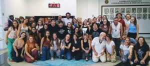 Seminário do Riso reúne 41 participantes na sede do CRM, em Curitiba