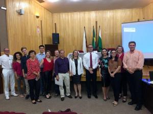 Palestra sobre uso de redes sociais em Maringá teve 30 participantes