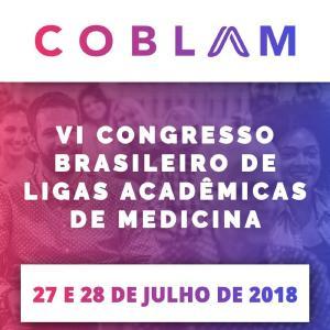 VI Congresso Brasileiro das Ligas Acadêmicas de Medicina