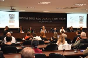 Judicialização da saúde foi tema de evento na OAB-PR