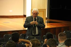 CRM-PR inicia semana de aulas para alunos da Fepar