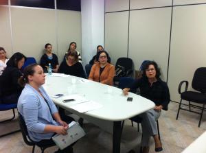 Código de Processo Ético-Profissional debatido com profissionais da Sesa