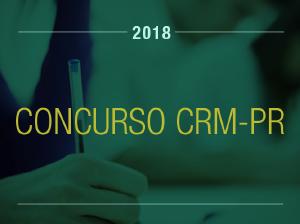 Concurso CRM-PR 2018 tem provas adiadas em razão das manifestações