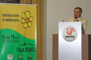 Secretário-geral do CRM-PR fala em evento de combate à exploração sexual de crianças e adolescentes