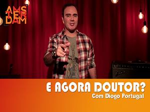 Diogo Portugal fará apresentação exclusiva para médicos