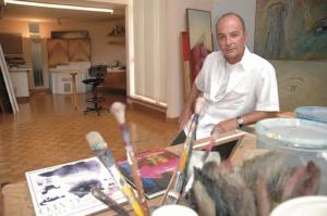 Pesar pelo falecimento do médico e artista plástico Carlos Eduardo Zimmermann