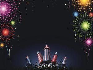 Fogos de artifício provocaram mais de 5 mil internações nos últimos dez anos