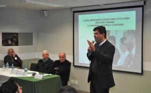 Instituto Brasileiro de Medicina apresentado à classe médica paranaense
