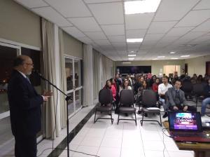 Ciclo de palestras em Mafra teve 97 participantes