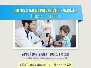 Doenças Imunopreveníveis e Vacinas: Influenza e Sarampo