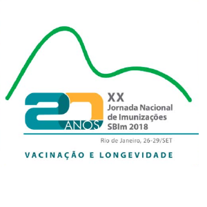 XX Jornada Nacional de Imunizações