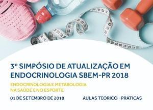 Maringá recebe Simpósio de Atualização em Endocrinologia, neste sábado (01)