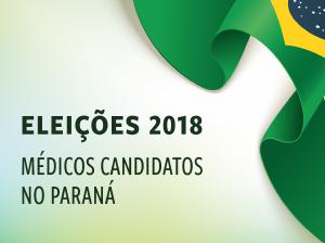 Conselho apresenta os médicos que são candidatos no Paraná