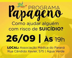 Programa Papageno: Como ajudar alguém com risco de suicídio?
