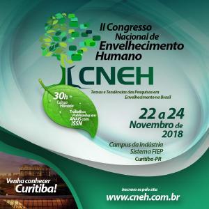 II Congresso Nacional de Envelhecimento Humano
