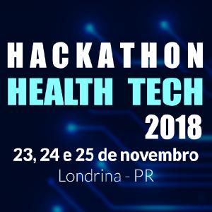 Hackathon Health Tech Londrina 2018