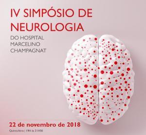 Hospital Marcelino Champagnat promove o IV Simpósio de Neurologia