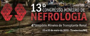 13º Congresso Mineiro de Nefrologia