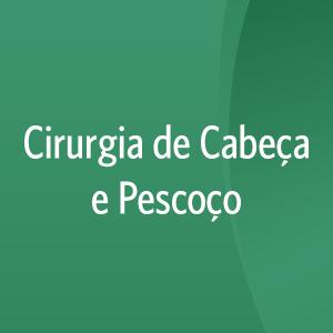 XXVII Congresso Brasileiro de Cirurgia de Cabeça e Pescoço