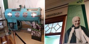 Museu da História da Medicina do Paraná agora aberto à visitação pública na Santa Casa