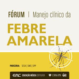 Fórum de Manejo Clínico da Febre Amarela 2019