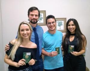 Delegacia Regional do CRM-PR faz entrega de carteiras em Paranavaí