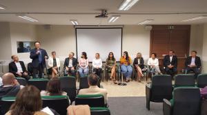 Lançamento do site Saúde Debate reúne jornalistas e autoridades da área da saúde em Curitiba