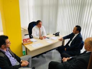 CRM-PR inicia aproximação com Legislativo para discussão de projetos ligados à saúde pública
