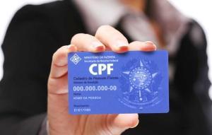 Decreto torna CPF documento único para acesso a serviços do governo