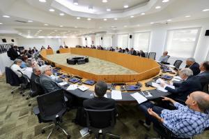 Cremesc acolhe reunião de diretoria do CFM e de presidentes de Conselhos Regionais