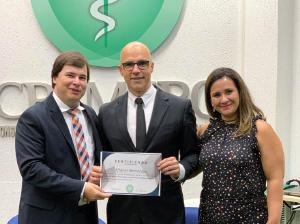 Conselheiro do CRM-PR realiza palestra sobre publicidade médica no Cremero