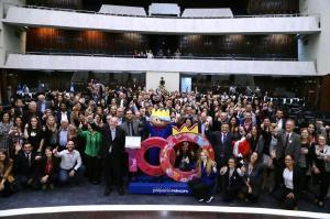 Solenidade na Assembleia celebra os 100 anos do Hospital Pequeno Príncipe