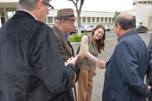 Vistoria conjunta do CRM-PR e Secretaria de Segurança no Complexo Médico Penal