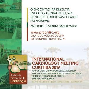 Curitiba recebe mais de 30 palestrantes de outros países no International Cardiology Meeting
