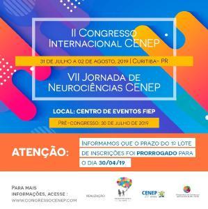 II Congresso Internacional CENEP