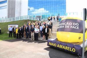 Maio Amarelo começa com mobilização pela segurança no trânsito