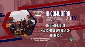 III Congresso Médico Universitário do Oeste do PR ocorre de 15 a 17 de agosto em Cascavel