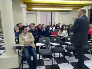 Delegacia Regional do CRM-PR em Pato Branco realiza palestra sobre redes sociais e Medicina