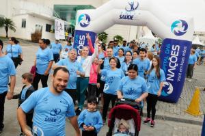 Hospital das Nações de Curitiba promove em julho a 5ª Caminhada pela Saúde