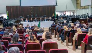 Tribunal de Justiça do Paraná recebe o 1º Encontro da Saúde de 2019